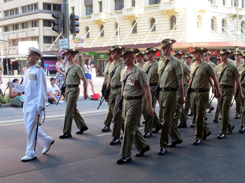 Australia Day Parada 2
