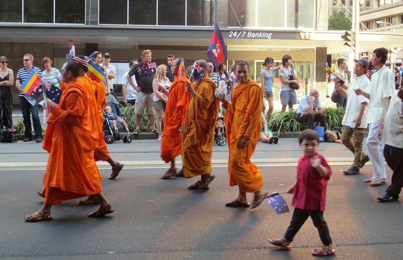 Australia Day Parada 3