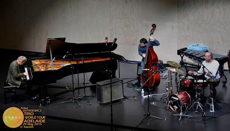 Artur Dutkiewicz Trio w Adelaide - maj 2015