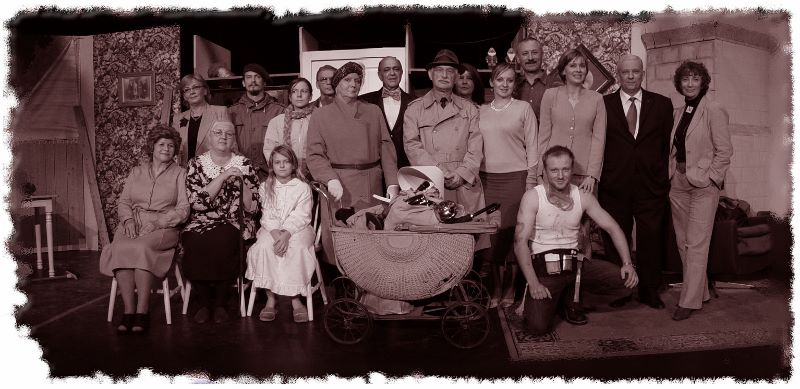 "Polski Teatr Stary Adelaide - spektakl ""Dobry Adres"" - 2006"