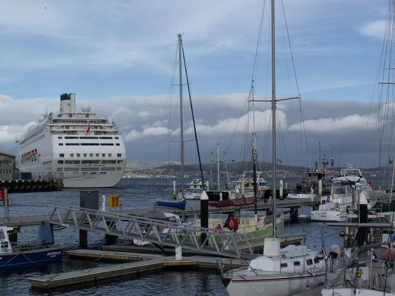 Hobart - foto nadesłane przez Autorke tekstu